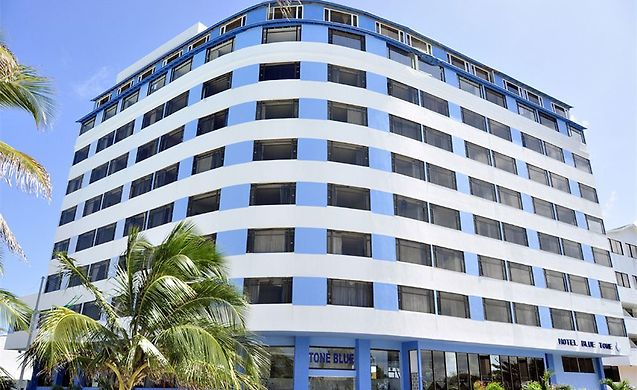 hotel blue tone san andrÉs